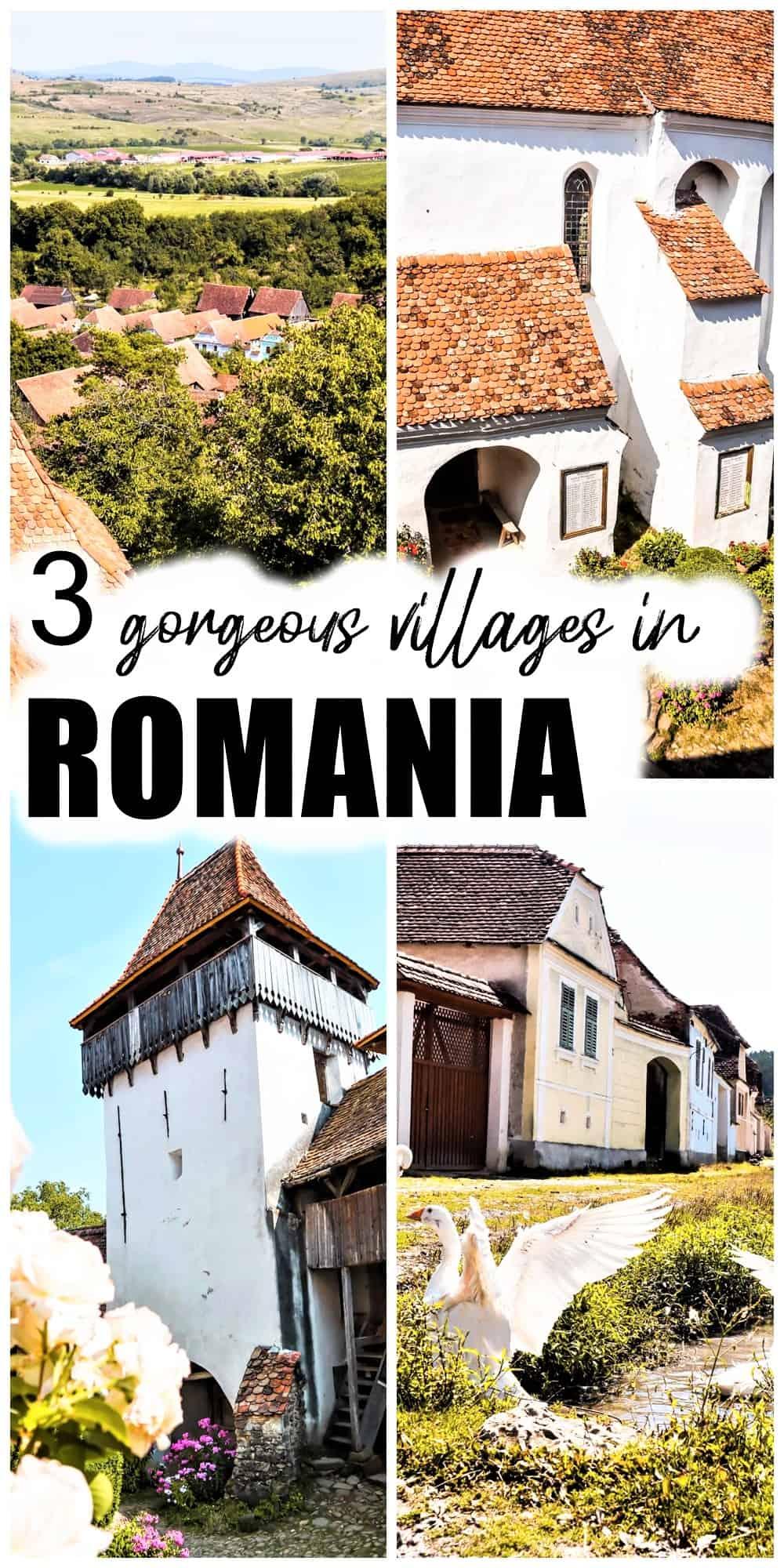 3 must-see villages in Transylvania, Romania | beautiful villages in Romania | best places to visit in Romania | best things to do in Romania | rural Romania | Biertan Village | Viscri Village | Rimetea Village