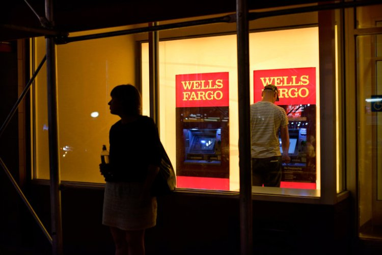 Wells Fargo Bank.