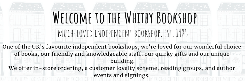 Whitby bookshop - much-loved independent bookshop
