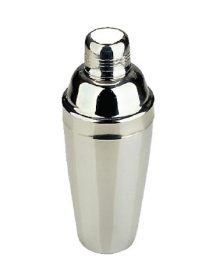 Great value stainless steel cocktail shaker.