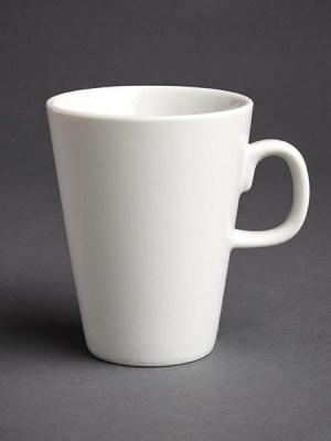Great value white porcelain range from Athena Hotelware. Tough