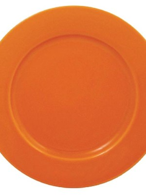 """Add a touch of individuality to your table with this contemporary range of coloured porcelain crockery by Olympia. The range is ideal for simple yet vivid food and hot drinks presentation. This 8"""""""