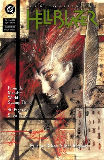 Hellblazer issue 1