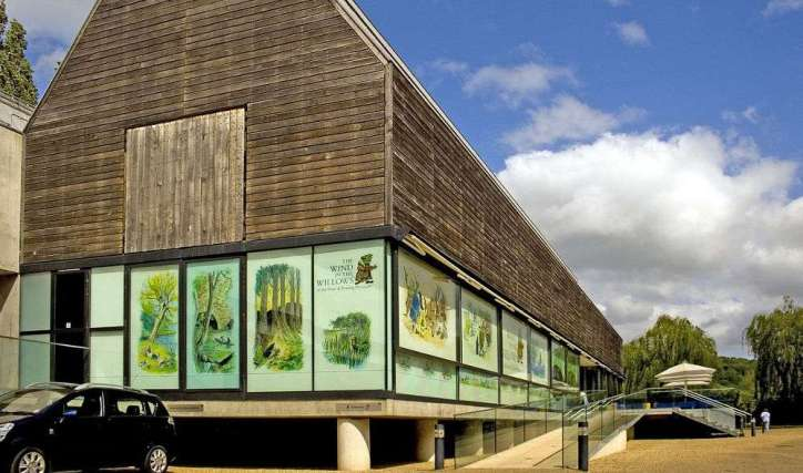 River Rowing Museum Henley