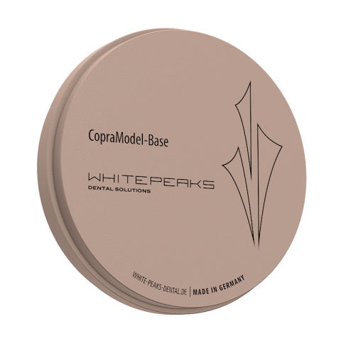 CopraModel-Base Blank 98 Ø x 25 mm black