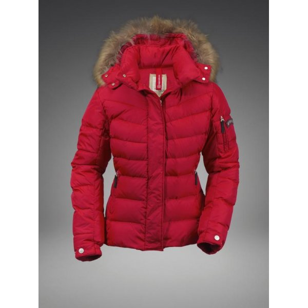 Bogner Sale-DP Red Womens Ski Jacket