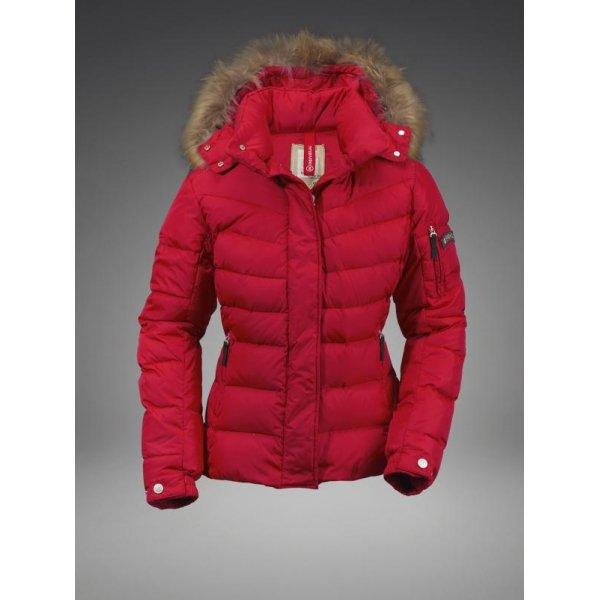 Bogner Sale-DP Red Womens Ski Jacket