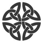 Celtic croix