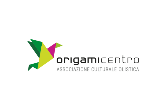 ORIGAMICentro : Associazione culturale olistica (2016 logotype, web & corporate id.)