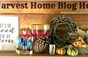Harvest Home Blog Hop- Autumn Decor Inspiration