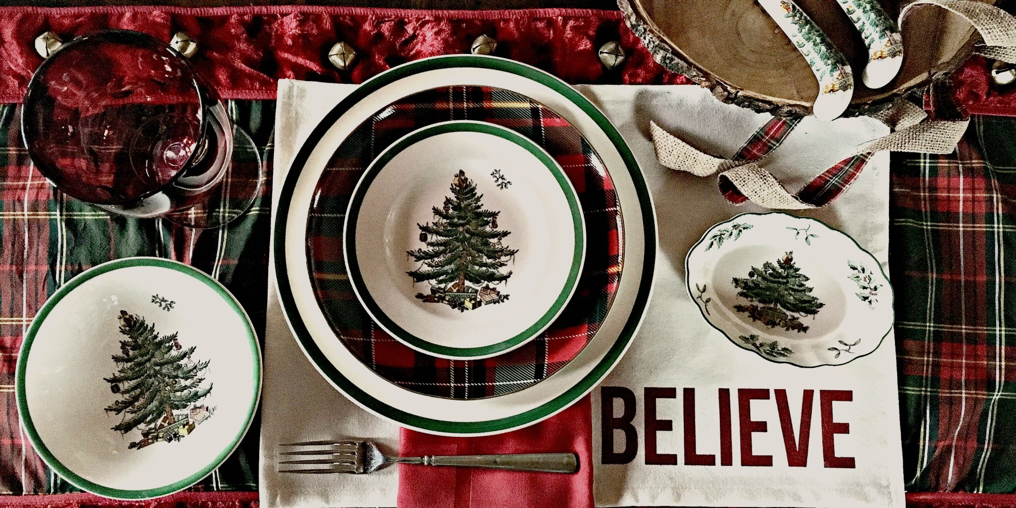 Christmas Dishes- The Perfect Gift to Start a Special Collection