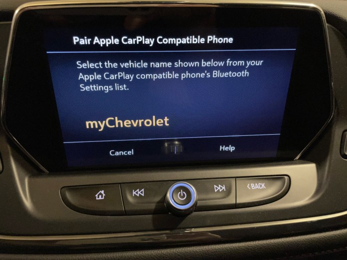 2019 Camaro Wireless Carplay Android Auto Navigation And Hd Radio Upgrade White Automotive Media Services