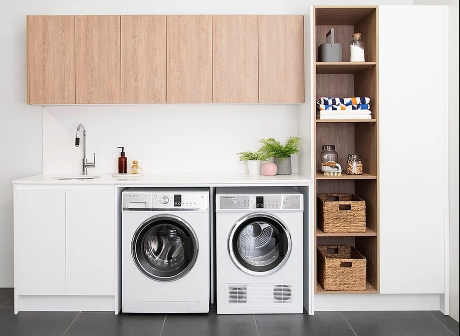 ADP - laundry cabinets | White Bathroom Co on Laundry Cabinets  id=84380