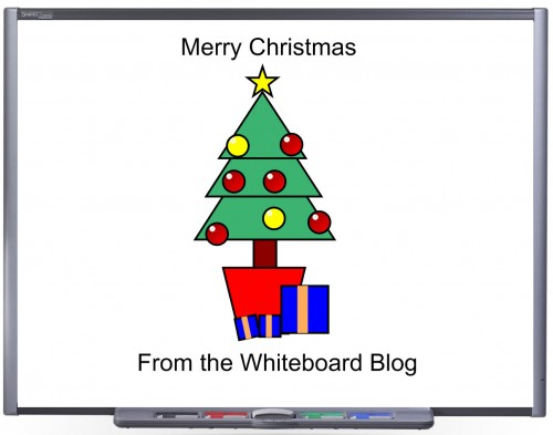 Merry Christmas from The Whiteboard Blog