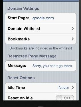 Sandbox –  a whitelisted web browser for IOS