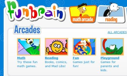 Educational Games from Funbrain