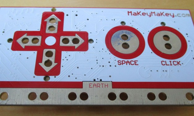 How to Make a Human Keyboard with a Makey Makey