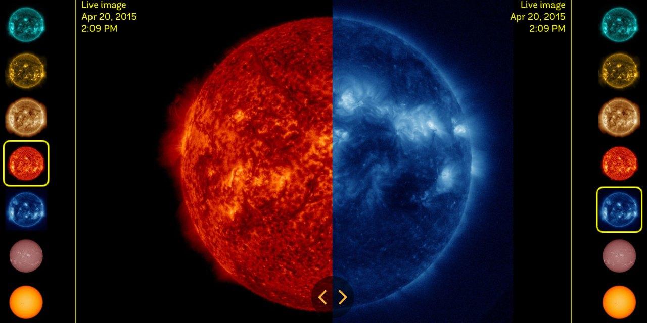 Explore the Sun with the DIY Sun Science iPad App