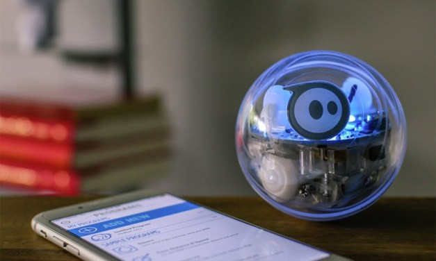 Sphero releases SPRK Edition ball and new Coding App