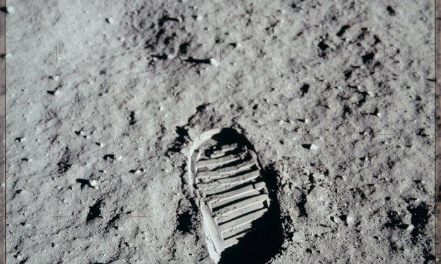 Project Apollo Moon Photo Archive Released