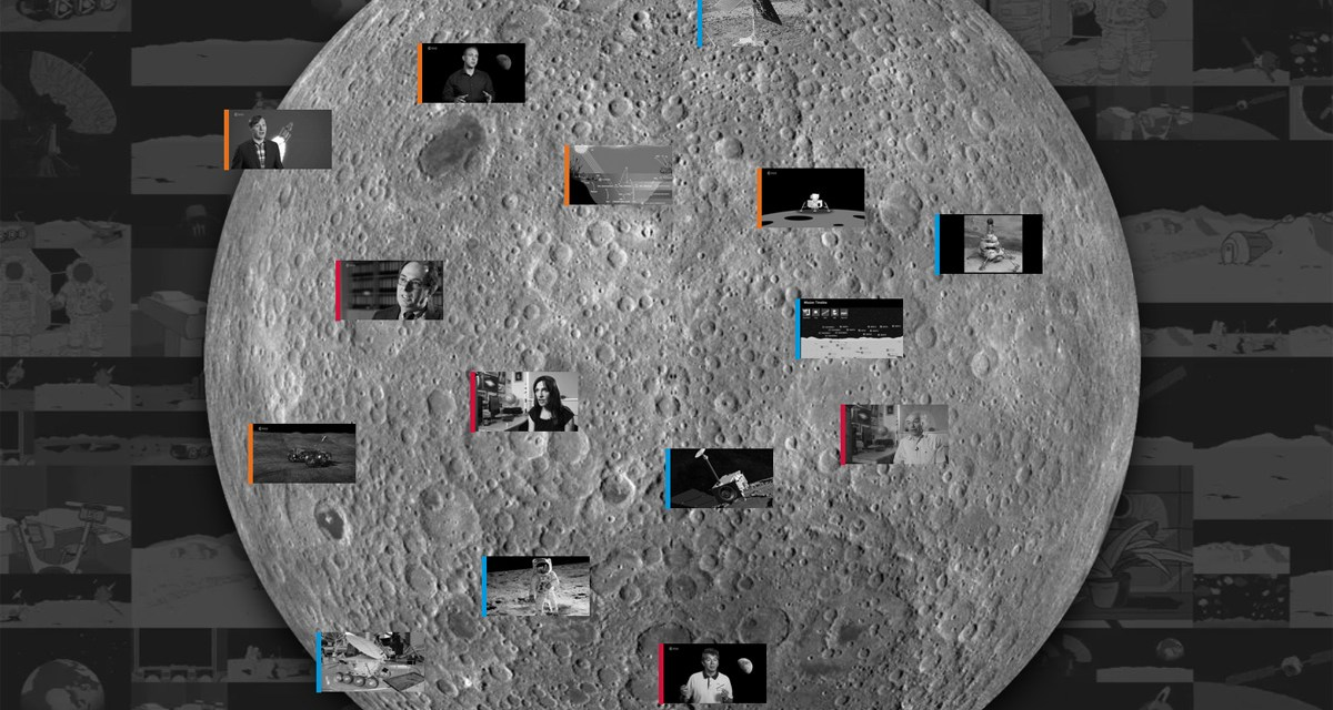 Explore the Moon with ESA's Interactive Guide