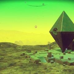 Exploring the Universe in No Man's Sky