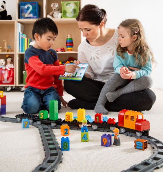 Lego Education - Train Track