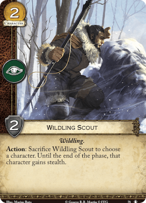 wildling-scout