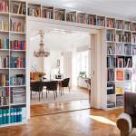 The Friday Five: Bookshelves