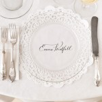 Dining: Simple Place Setting
