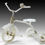 A Golden Tricycle