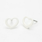 20 Below: Heart Earrings
