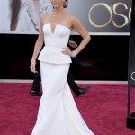 Fashion: Oscar in White