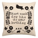 20 Below: Inspirational Pillow