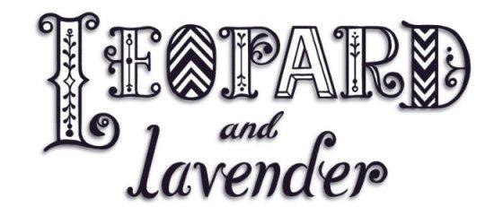 Leopard & Lavender