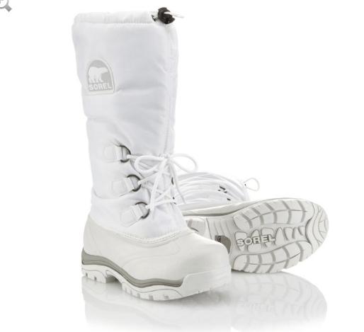 Sorel-white-boots