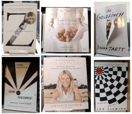 Chapters-Indigo-Spring-White-Cabana-books