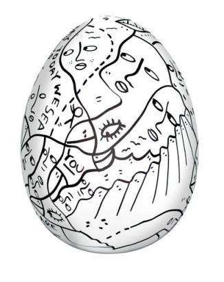Shantell Martin-egg