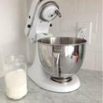 In the Kitchen: Lemon Poppy Seed Cake