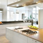 The Friday Five: Bright White Kitchens