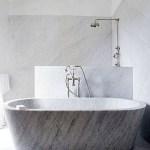 Interiors: Marble Bathtubs