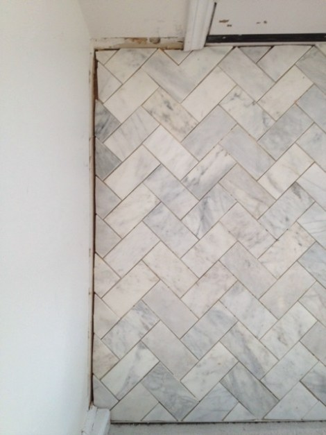 White-Cabana-marble-tile-installation-4