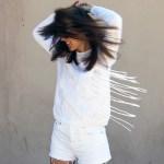 Fashion: White on White on White