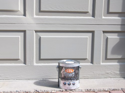 White-Cabana-CIL-paint-exterior-garage doors