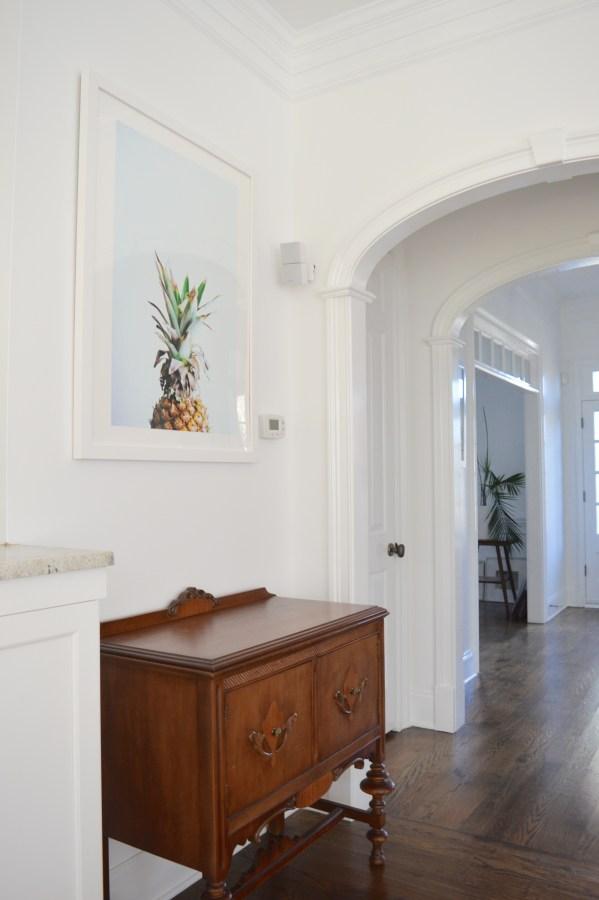 White-Cabana-home-Minted-pineapple-art-1