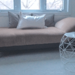 Uptown: Chaise Makeover with Minted