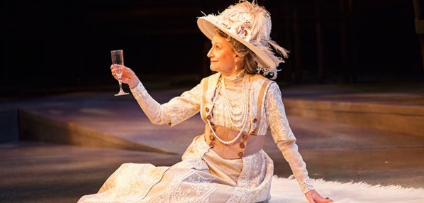 Rosemary Dunsmore as Madame Armfeldt in A Little Night Music. Photography by David Hou.
