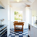 The Friday Five: Checkered Floors
