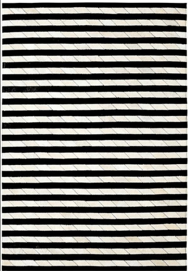 leatherwork rug