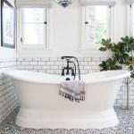 Interiors: Fancy Bathroom Tiles